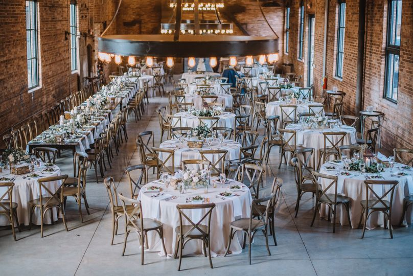 Banquet Hall Photo by Hannah Michelle Photography
