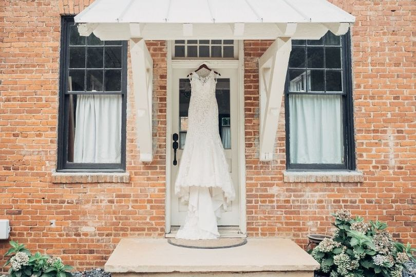 The Bridal Suite. Photo by Something Blue Photography.