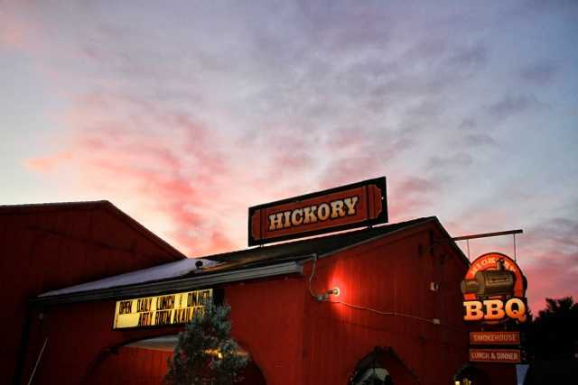 Hickory BBQ and Smokehouse