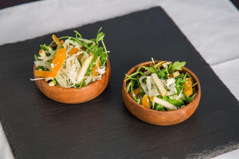Small Plate Salad