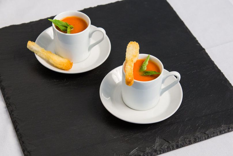 Small Plate Soup