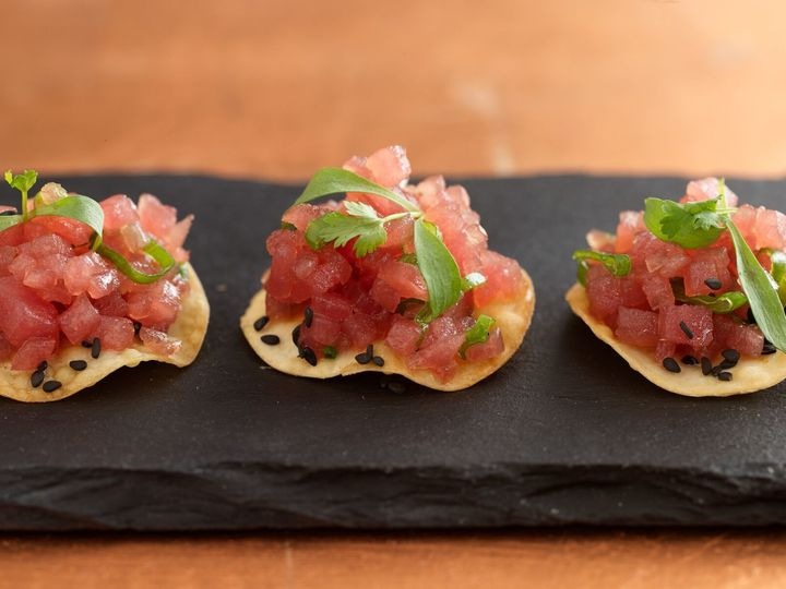 Tmx 1528397590 4eb305dc32a6c20f 1528397589 78a30b1590b576c8 1528397580645 7 Tuna Tartare 3 Pre New York, NY wedding catering