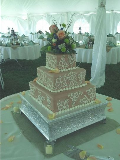 wedding cake youngstown ohio clarencedale cake wedding cake youngstown oh 26999