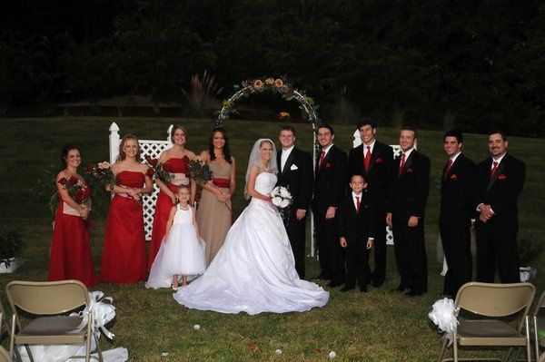 Tmx 1332881654173 JamieSiddenMatt North Wilkesboro wedding dress