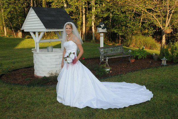 Tmx 1332881656765 JamieSidden North Wilkesboro wedding dress