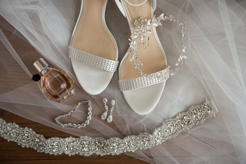 Ritz Carlton wedding details