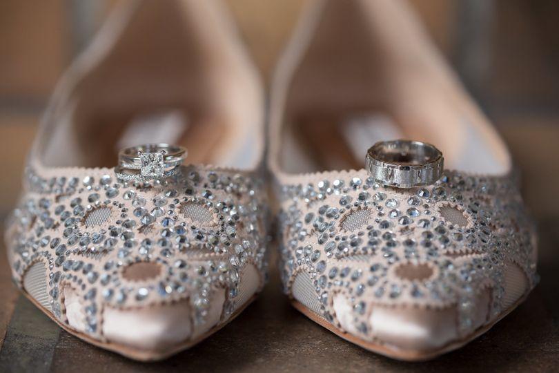 Shoe ring detail
