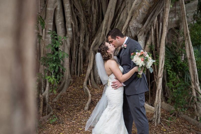 Powel Crosley wedding banyan