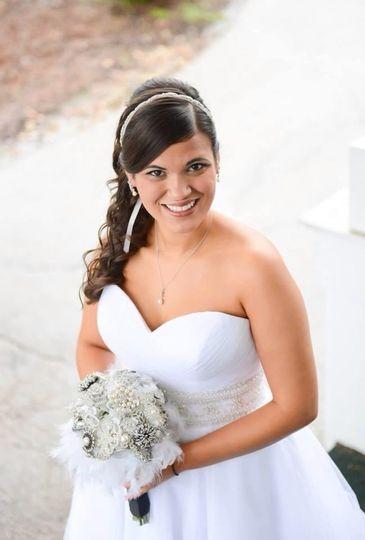 Bride potrait