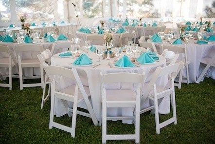Check out our Resin Chairs! Great quality chairs for any event.