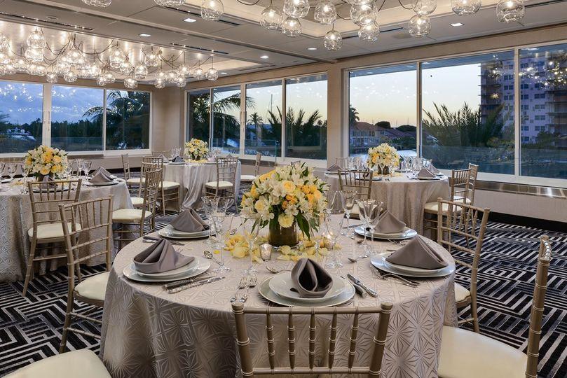 Intracoastal Ballroom - elegant events