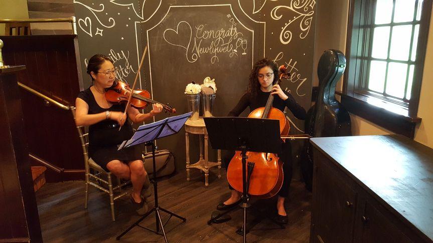 Violin and Cello Duo