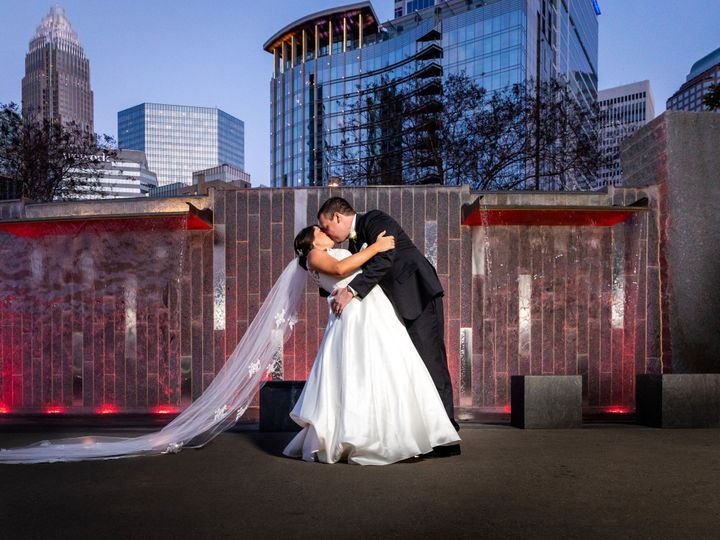 Tmx Bg At Park Fountain 51 1017912 158972794495624 Charlotte, NC wedding venue