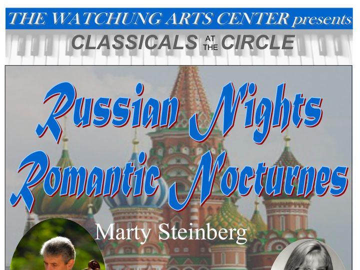 Tmx 1427407423570 Catc   Russian Nights   March 21 2015 South Orange wedding ceremonymusic