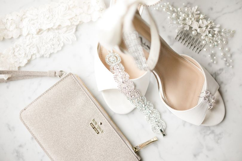 Bridal Details at The Lismore