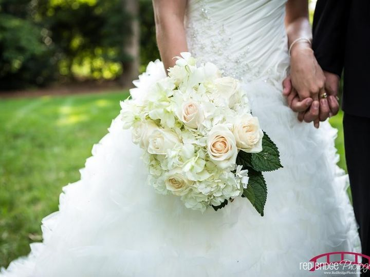 Tmx 1478713100220 Elliotwinslowredbridgephotographyport7050low Raleigh, NC wedding florist