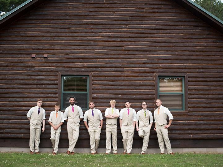 Tmx 1494358452118 Paulhannah 178 Of 1072 Harshaw, WI wedding venue