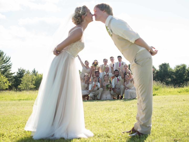 Tmx 1494358634910 Paulhannah 624 Of 1072 Harshaw, WI wedding venue
