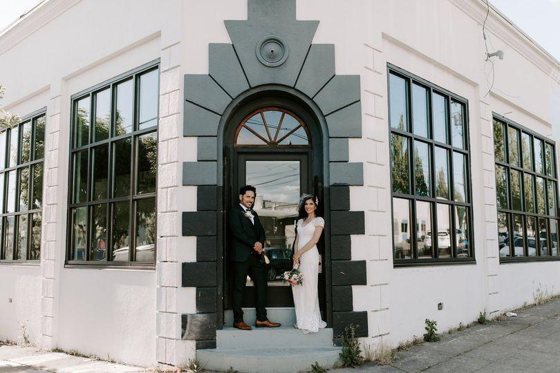 Lori & Alex // Union Pine