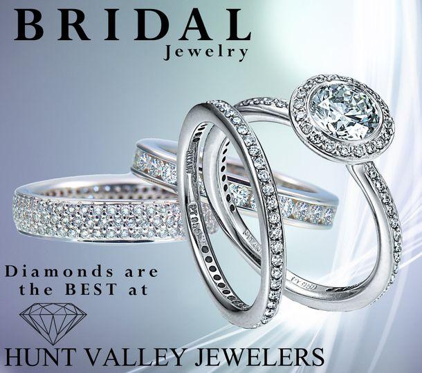bridal rings ad