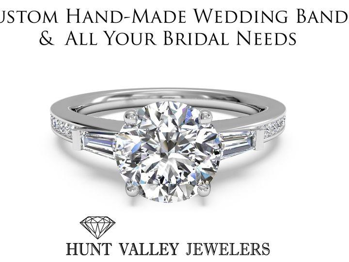 Tmx 1452792194222 Diamond Wedding Wire Ad Cockeysville wedding jewelry