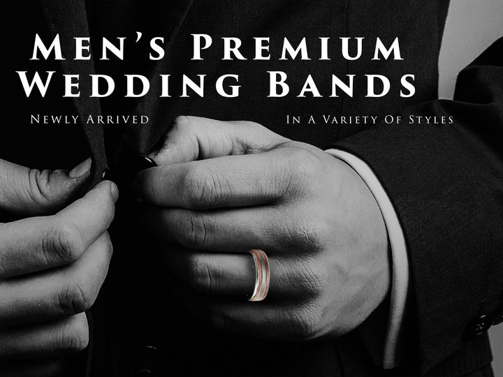 Tmx 1462984965567 Mens Wedding Bands Ring Ad Cockeysville wedding jewelry