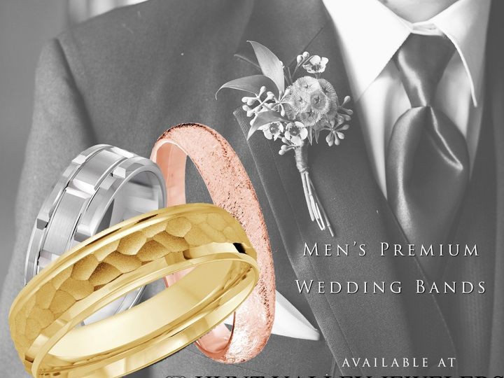 Tmx 1462984976560 Mens Wedding Bands Suit Ad Cockeysville wedding jewelry
