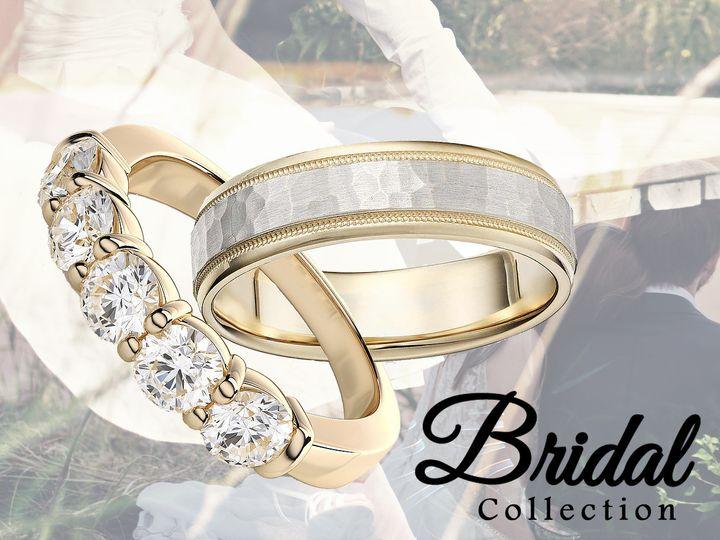 Tmx 1466180823083 Bridal Ad 2 Cockeysville wedding jewelry