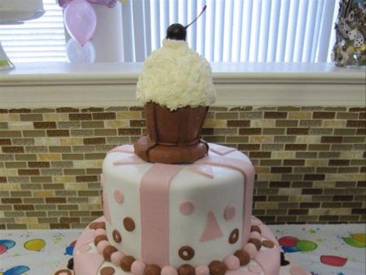 Tmx 1280408535980 Luciana1 Mays Landing wedding cake