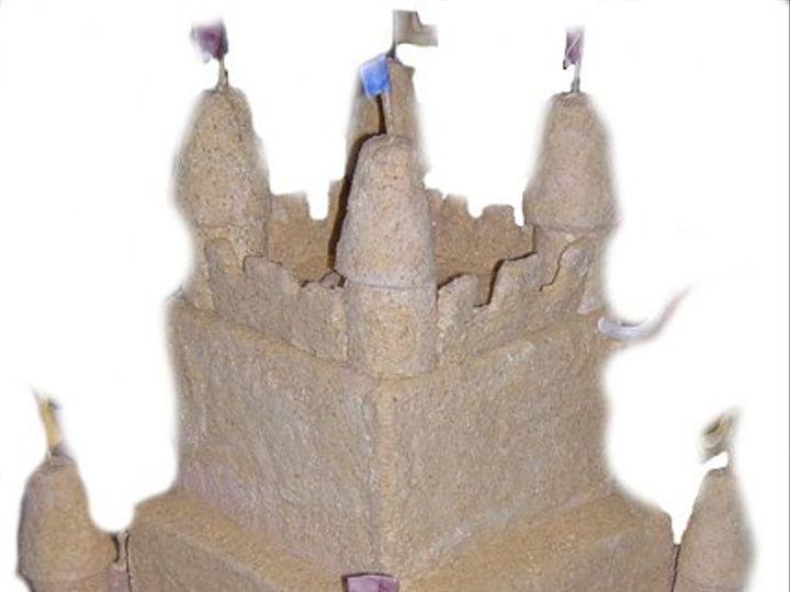 Tmx 1216698035159 SandcastleClean Pasadena wedding cake