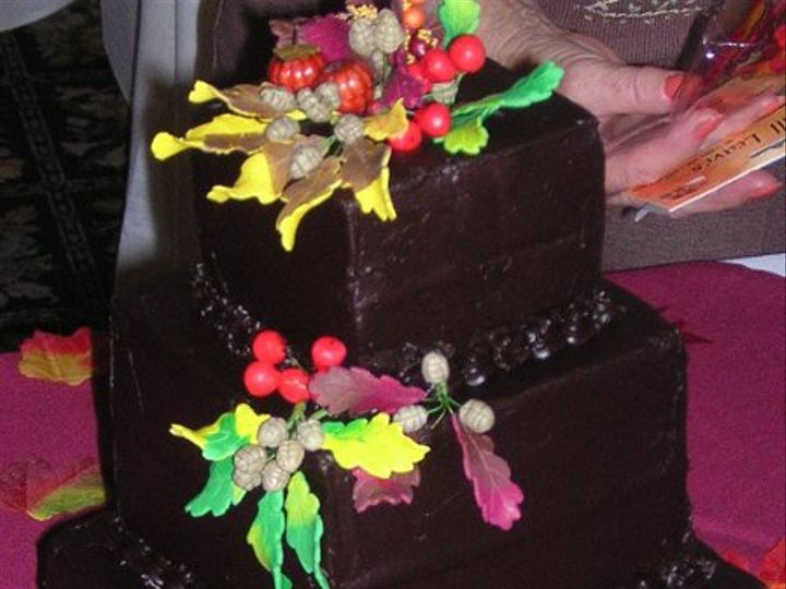 Tmx 1236355904323 4 Pasadena wedding cake
