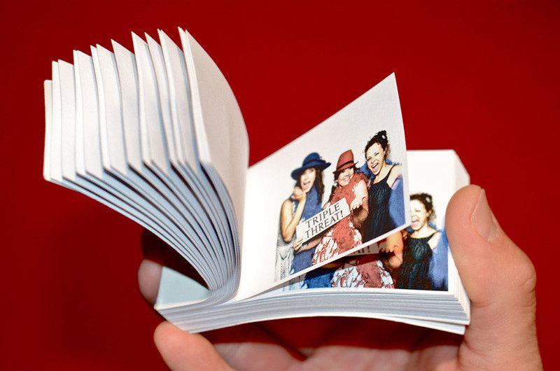 Flip book example