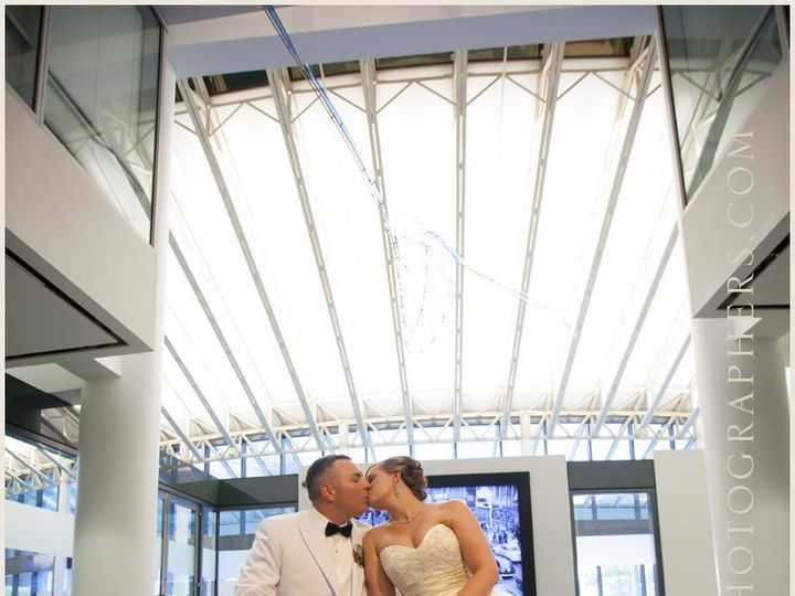 Tmx 1358790280730 WorldTradeCenterLobby Norfolk, VA wedding venue