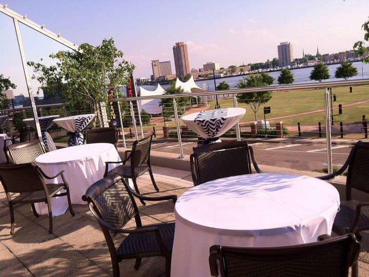 Tmx 1404399510667 Terrace4 Norfolk, VA wedding venue