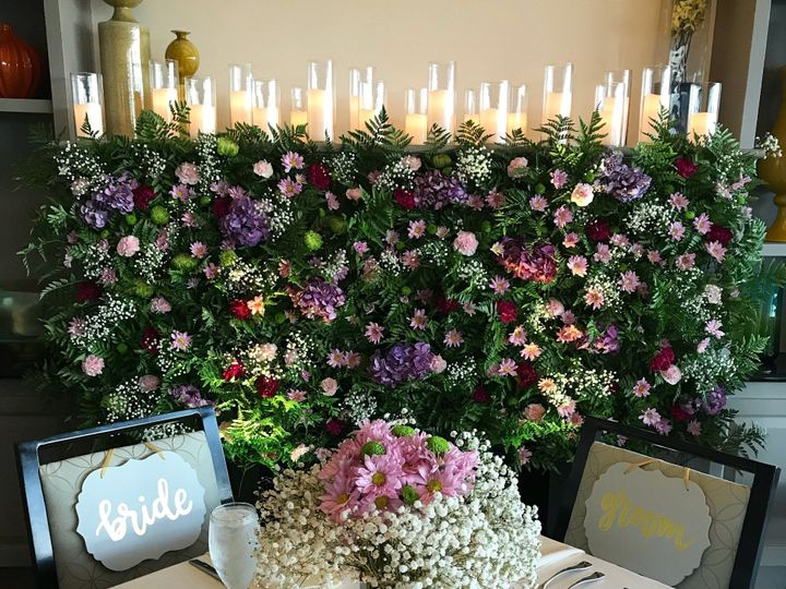 Tmx Fireplace Flower Wall 51 577022 1561577002 Norfolk, VA wedding venue