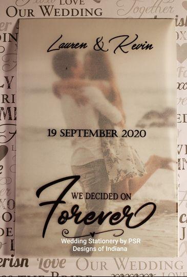 We've Decided on Forever #1