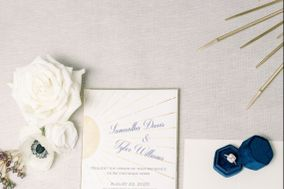 Wedding Stationery by PSR Designs