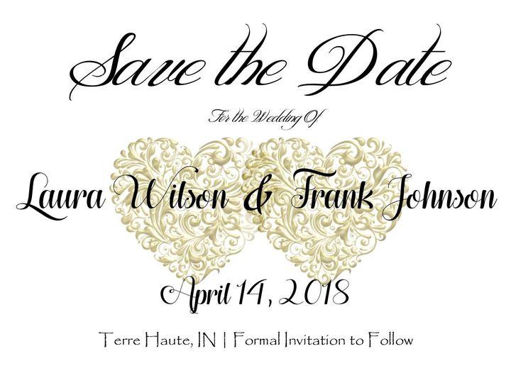 Tmx 1527999037 3d5e4b6ed95287f0 1527999036 A648e6a49da68ecb 1527999028255 2 KeKe And Anton 3 Indianapolis, IN wedding invitation