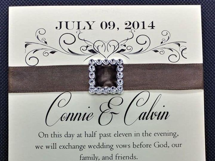 Tmx 1530659204 0d837a2ef01cae89 1530659203 177bf4351165f3c2 1530659196418 2 36663489 106459488 Indianapolis, IN wedding invitation