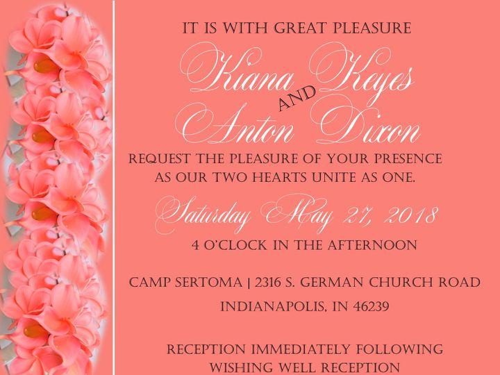 Tmx 1536027343 F5c5d397e7f19a65 1536027341 0bca93e41be5a43b 1536027331078 1 Kek And Anton Wedd Indianapolis, IN wedding invitation