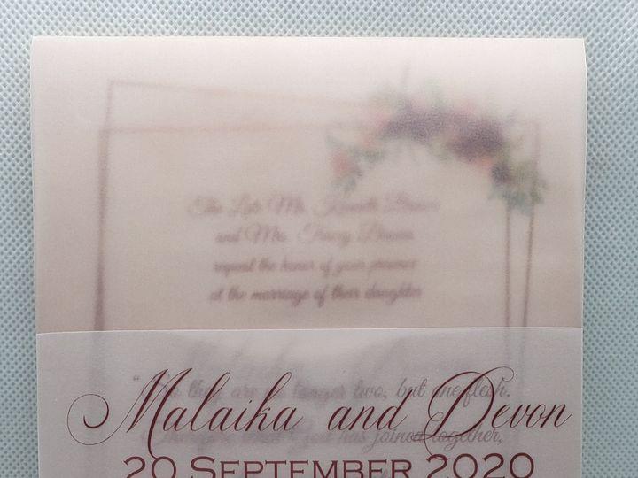 Tmx Blush Set With Band 51 1008022 159577099017330 Indianapolis, IN wedding invitation
