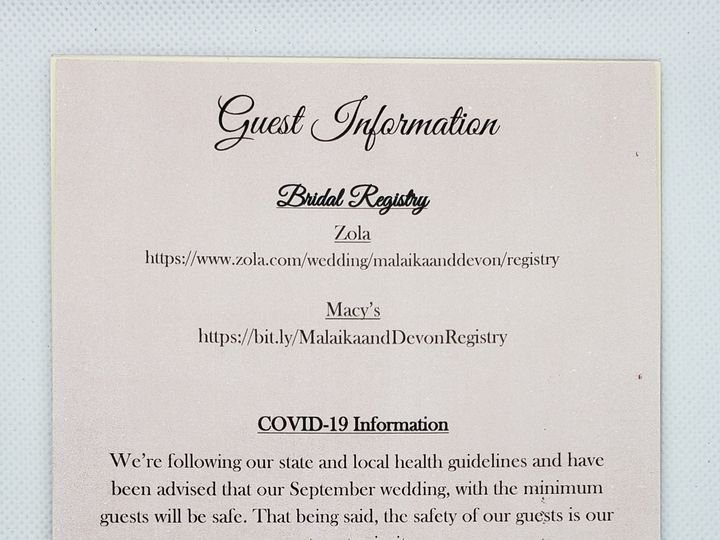 Tmx Blush Set With Guest Information 51 1008022 159577099063092 Indianapolis, IN wedding invitation