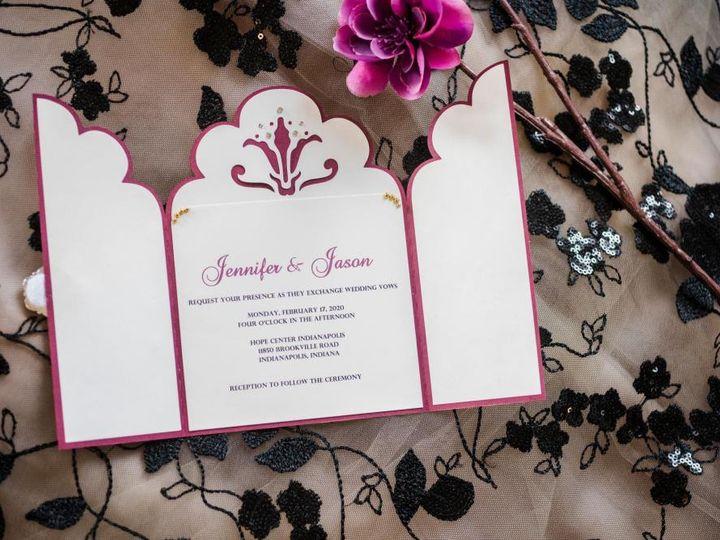 Tmx Ddstylizedshoot Ncphoto 012 51 1008022 158776972158200 Indianapolis, IN wedding invitation