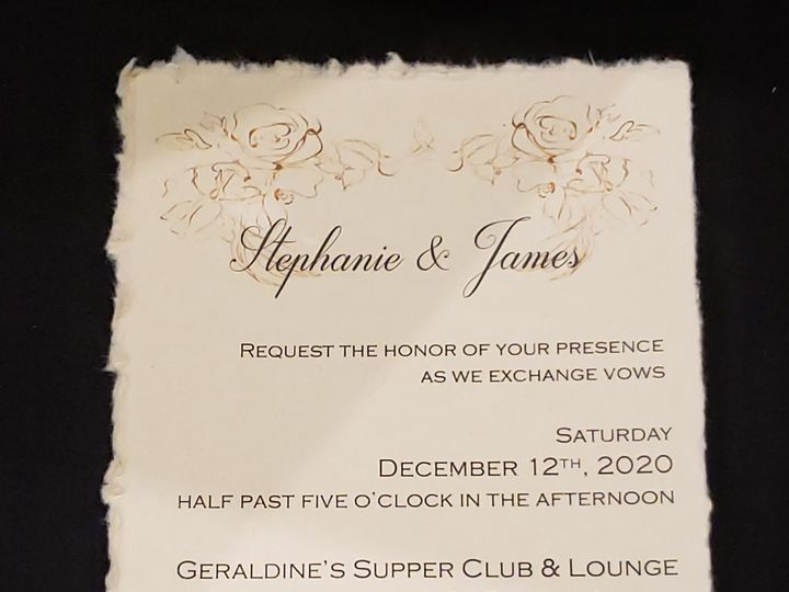 Tmx Gold Floral Invitation And Rsvp 51 1008022 160391715533601 Indianapolis, IN wedding invitation