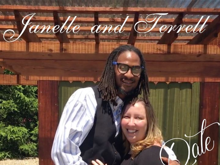 Tmx Janelle And Terrell Save The Date 51 1008022 Indianapolis, IN wedding invitation