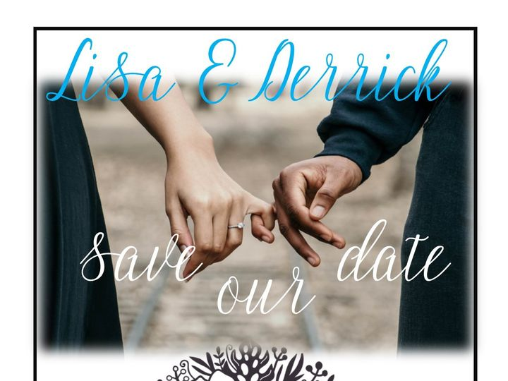 Tmx Medallion Save The Date 51 1008022 157439127330703 Indianapolis, IN wedding invitation