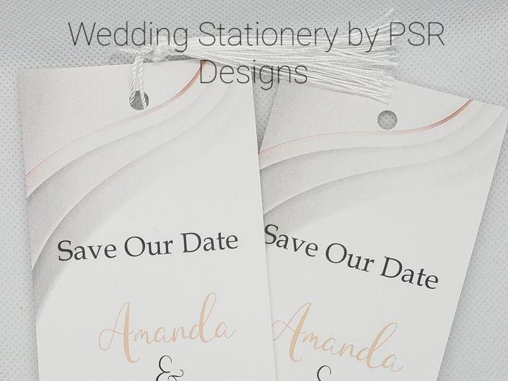Tmx Save The Date Bookmark 1 51 1008022 159882810849906 Indianapolis, IN wedding invitation