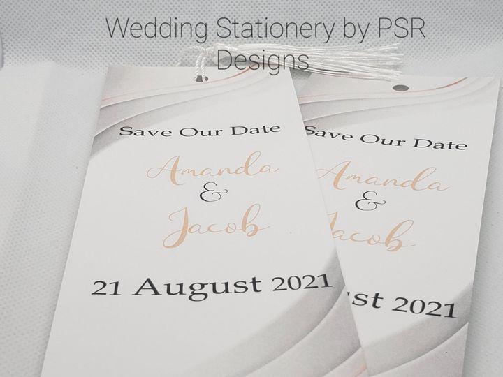 Tmx Save The Date Bookmark 2 51 1008022 159882810857760 Indianapolis, IN wedding invitation