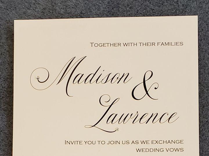 Tmx Serene Love Full Invitation 51 1008022 161438745236025 Indianapolis, IN wedding invitation