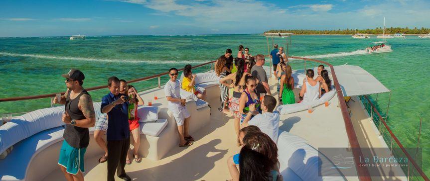 la barcaza 45 of 15